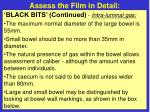 assess the film in detail11