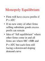 monopoly equilibrium2