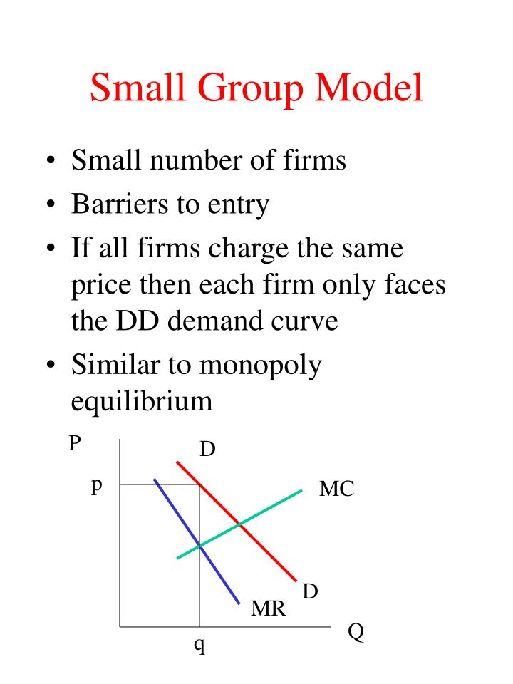 Small Group Model