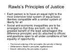 rawls s principles of justice