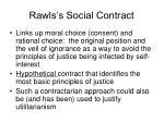 rawls s social contract