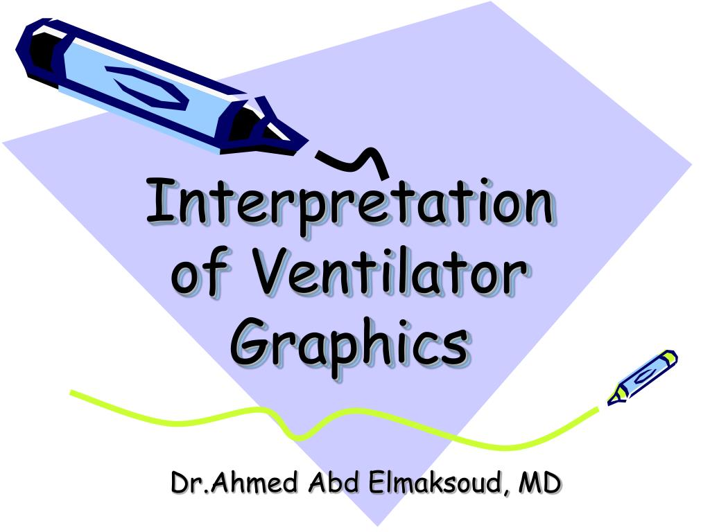 interpretation of ventilator graphics l.