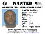 wanted for failure to pay delaware child support10