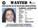 wanted for failure to pay delaware child support17