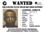 wanted for failure to pay delaware child support22