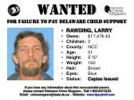 wanted for failure to pay delaware child support50