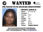 wanted for failure to pay delaware child support53