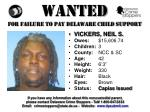 wanted for failure to pay delaware child support55