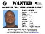 wanted for failure to pay delaware child support56