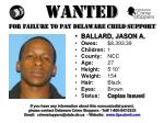 wanted for failure to pay delaware child support68