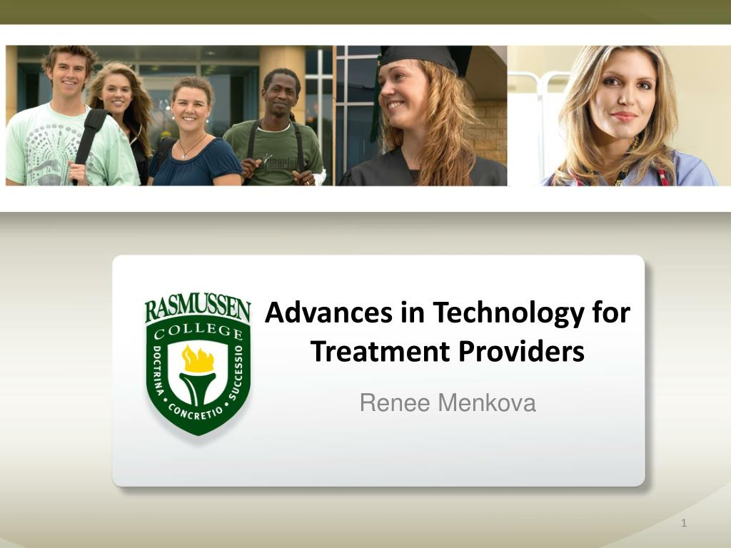 advances in technology for treatment providers l.
