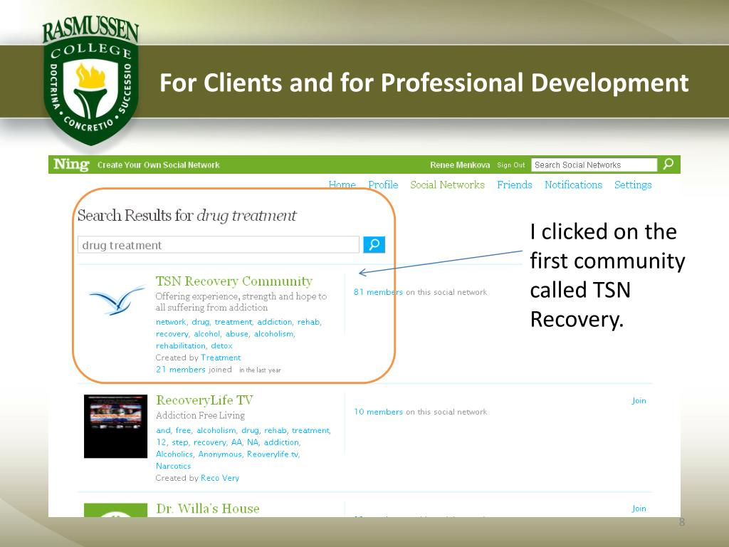 For Clients and for Professional Development