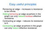 easy useful principles