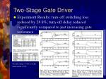 two stage gate driver13
