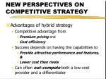 new perspectives on competitive strategy39