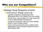 who are our competitors10