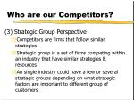 who are our competitors8