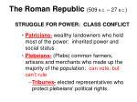 the roman republic 509 b c 27 b c9