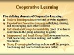 cooperative learning63