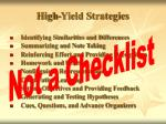high yield strategies15