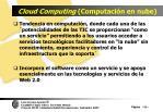 cloud computing computaci n en nube11