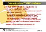 infraestructura it tic software5