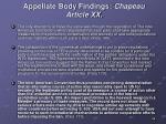 appellate body findings chapeau article xx26