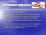 us shrimp embargo