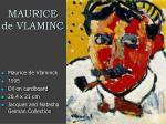 maurice de vlaminc22