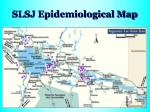 slsj epidemiological map