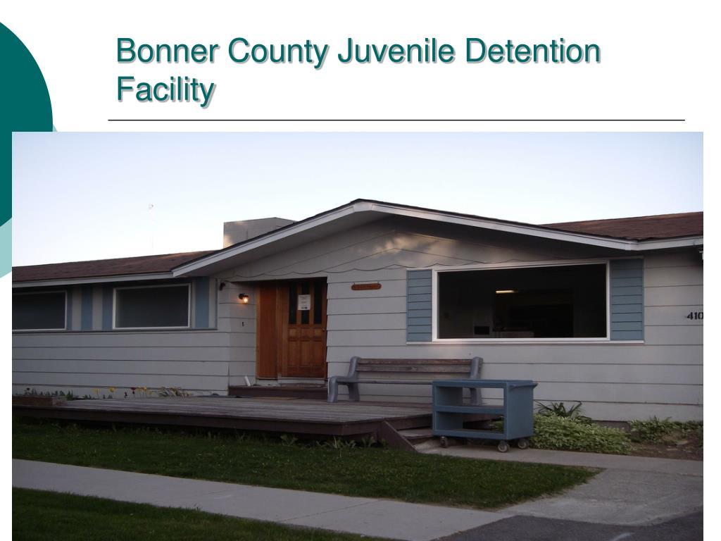 bonner county juvenile detention facility l.
