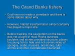 the grand banks fishery136