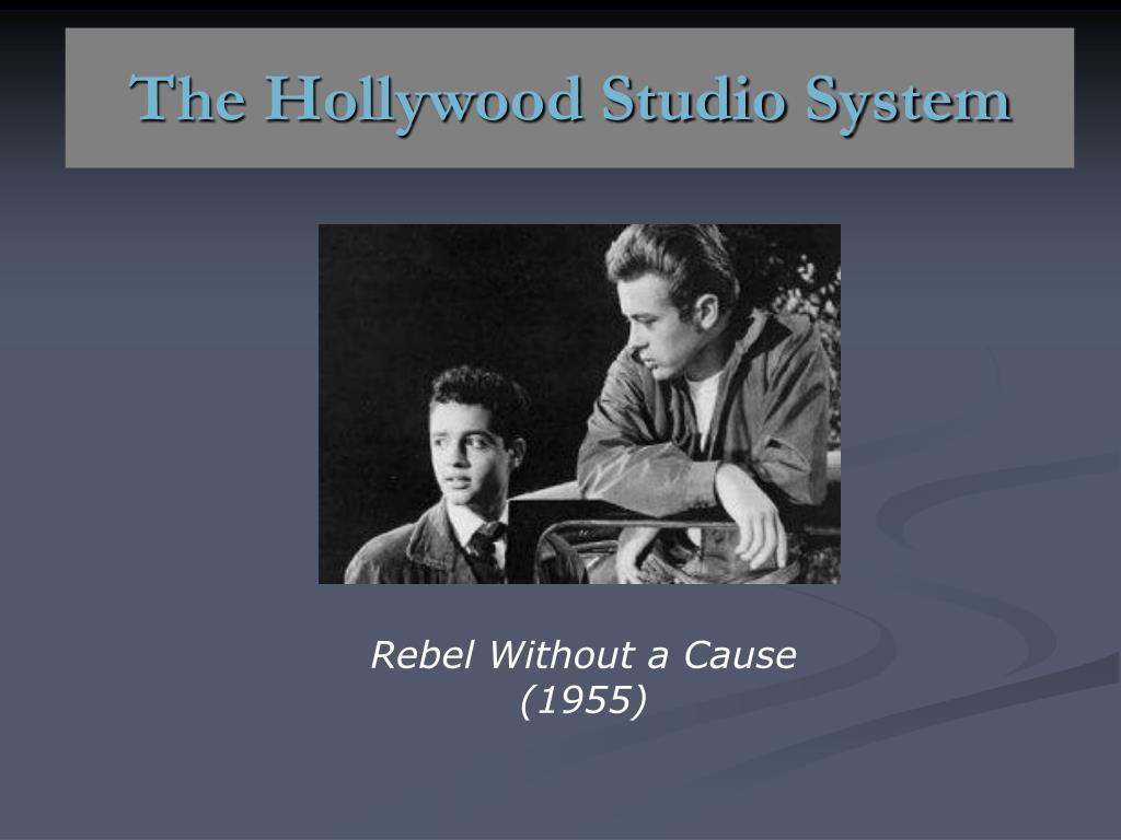the hollywood studio system l.