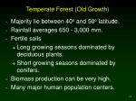temperate forest old growth35