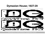 dymaxion house 1927 29
