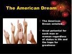 the american dream6