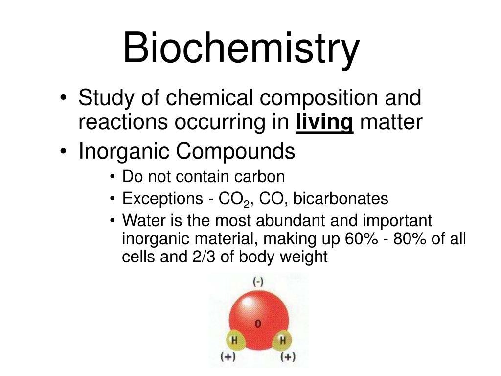 biochemistry l.