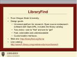 libraryfind