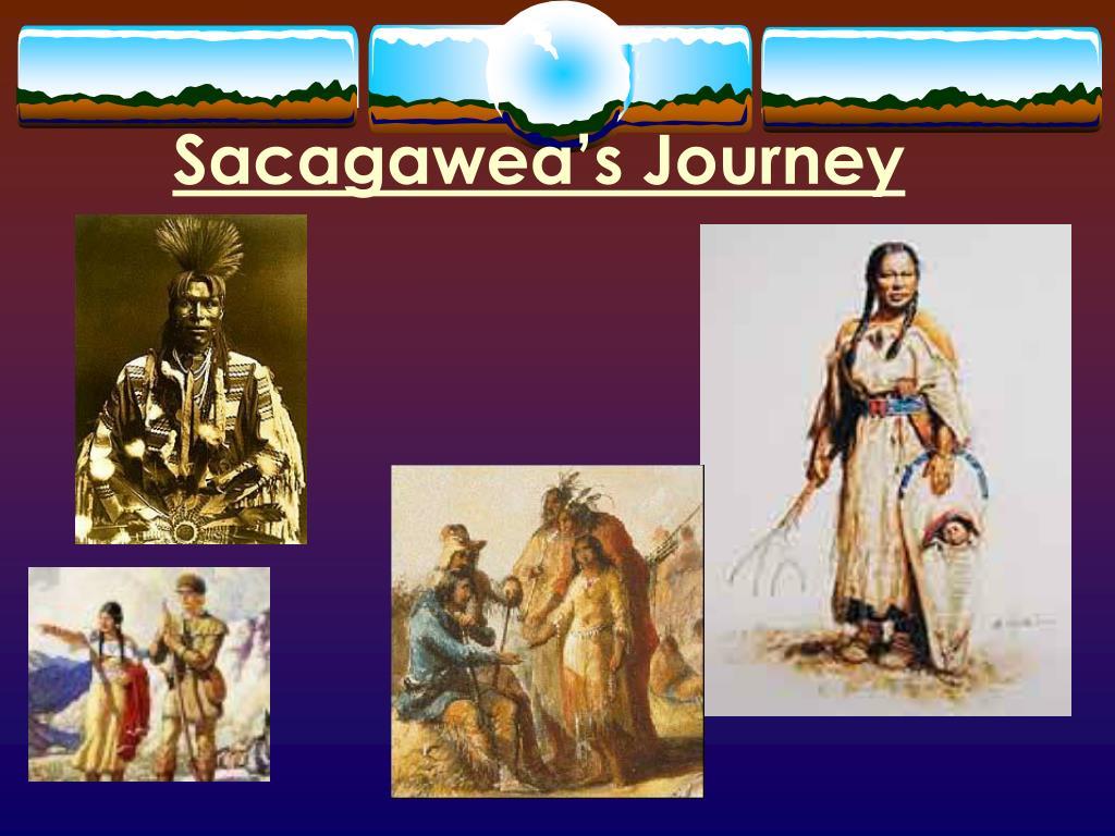 sacagawea s journey l.
