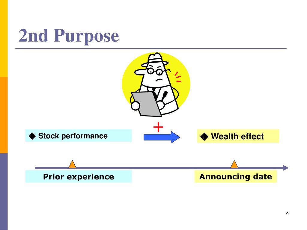 2nd Purpose