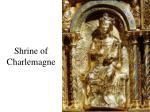 shrine of charlemagne