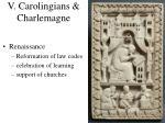 v carolingians charlemagne27