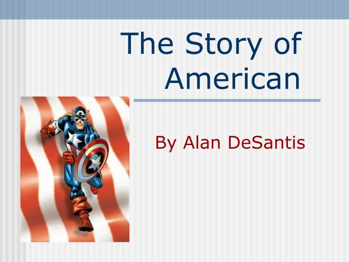 the story of american n.