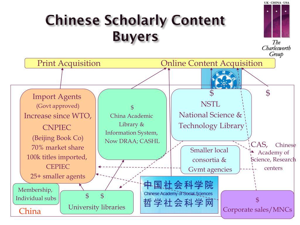 Chinese Scholarly
