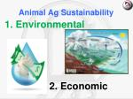 animal ag sustainability