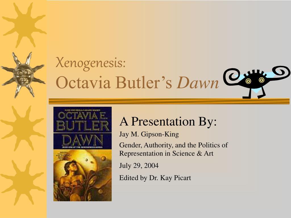 xenogenesis octavia butler s dawn l.