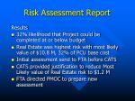 risk assessment report9