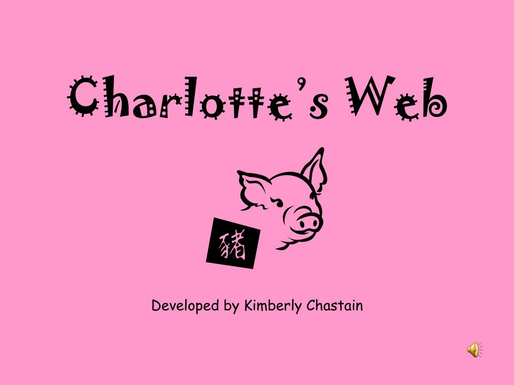 charlotte s web l.