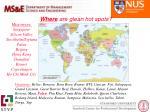 where are glean hot spots14