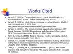 works cited45